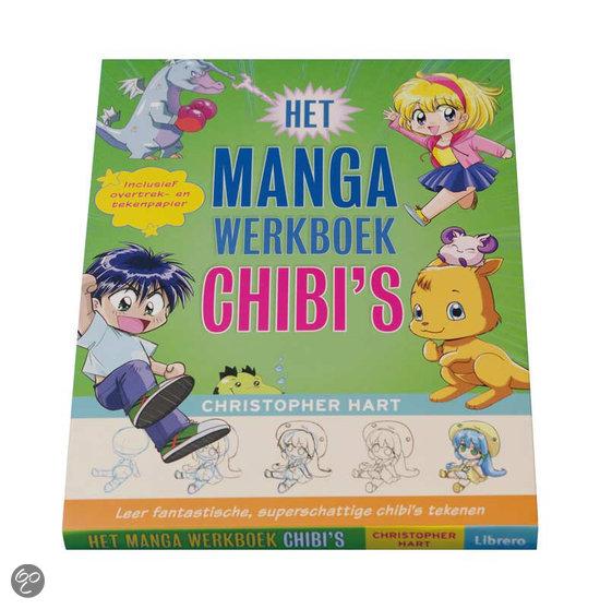 Het Manga Werkboek - Chibi's