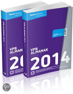 Elsevier VPB almanak / 2014 (deel 2)