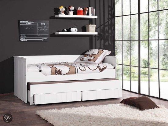 vipack bedbank kajuitbed robin. Black Bedroom Furniture Sets. Home Design Ideas