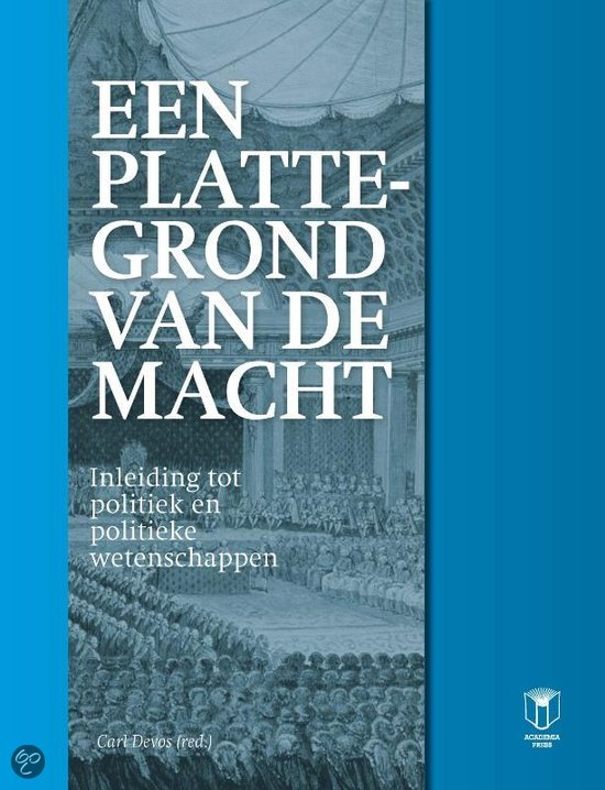 Een Plattegrond Van De Macht / 2011