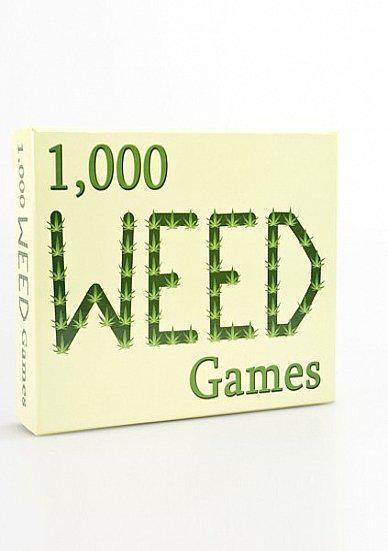 Afbeelding van het spel 1000 Weed Games
