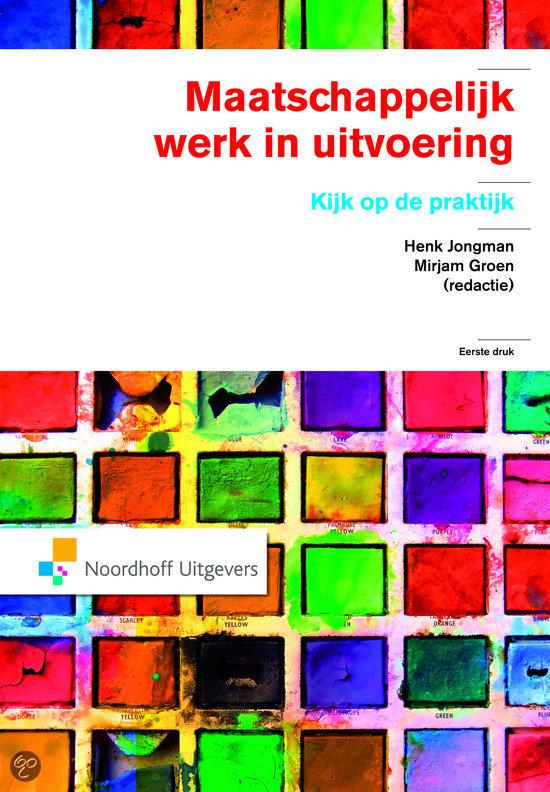 Maatschappelijk werk in uitvoering