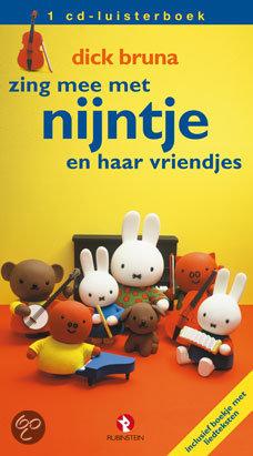 Zing mee met Nijntje en haar vriendjes (luisterboek)