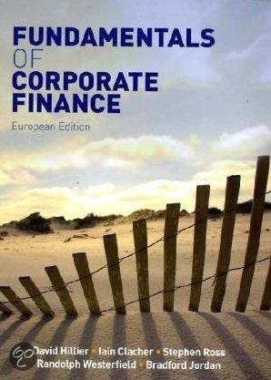 ross westerfield jordan corporate finance pdf