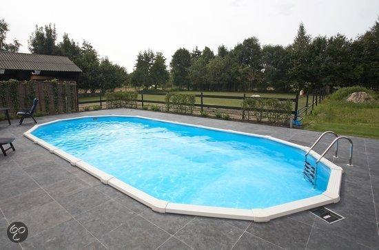 Interline zwembad interline regent op for Inbouw zwembad compleet