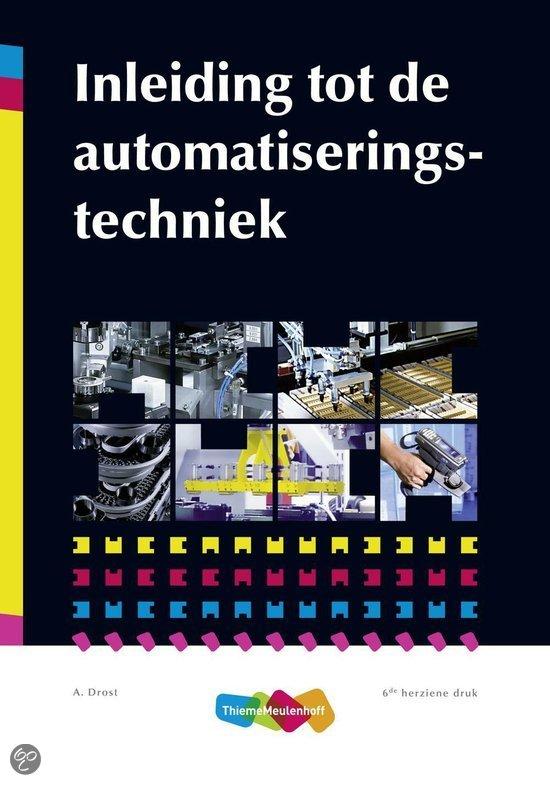 Inleiding tot de automatiseringstechniek + cd-rom
