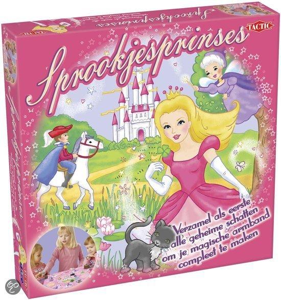 Afbeelding van het spel Sprookjesprinses