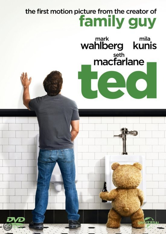 Ted ('12) (D/F) [bestseller]