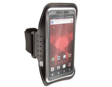 Griffin Trainer Sport Armband voor Smartphones in Holset