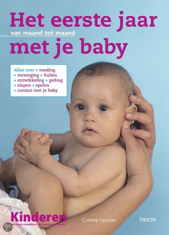 Het Eerste Jaar Met Je Baby