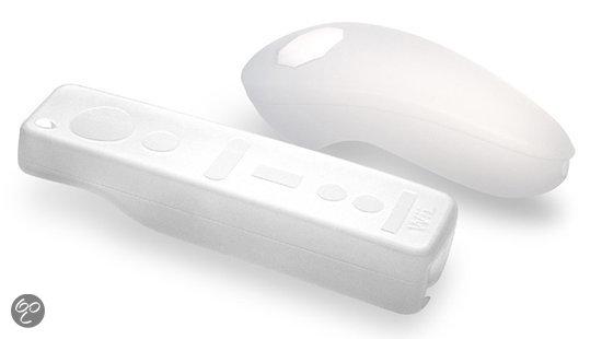 Bigben Silicone Beschermingshoes Controller + Nunchuck Wii