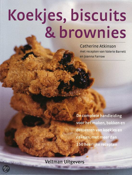 Koekjes, Biscuits & Brownies