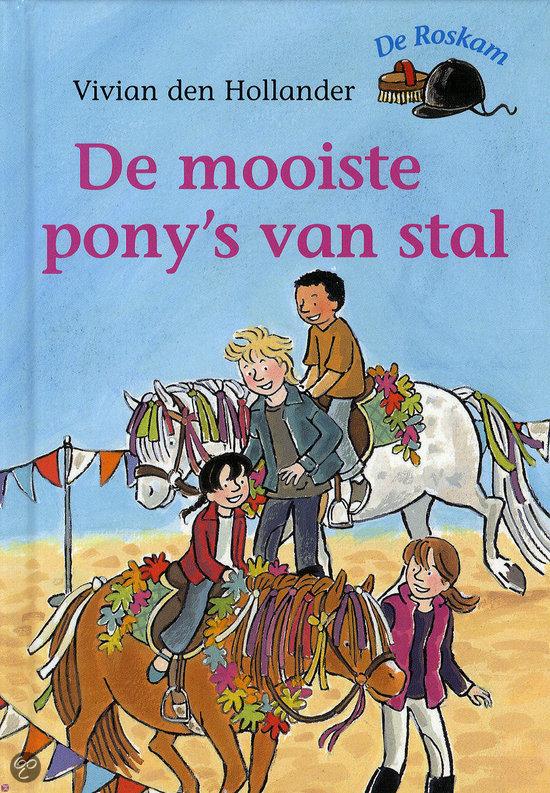 Mooiste pony's van stal