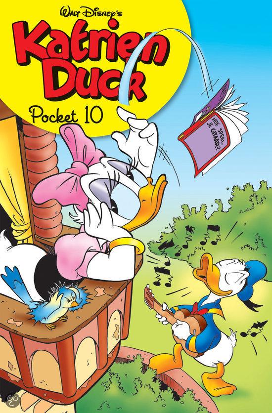 Katrien Duck / pocket 10