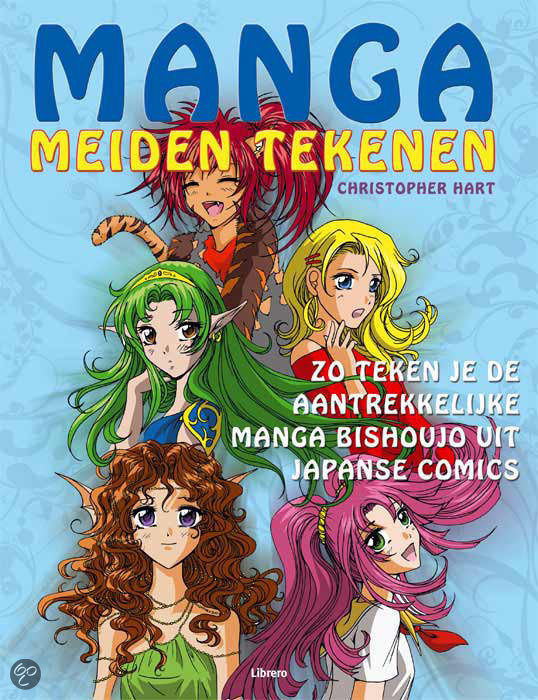Manga - Meiden Tekenen