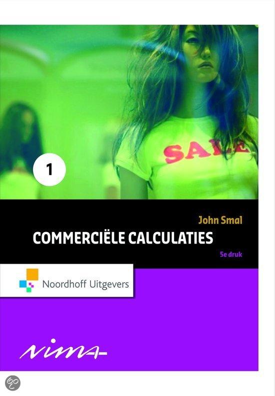 Commerciele calculaties / I