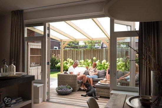 Overkapping Kleine Tuin : Overkapping in kleine tuin zwembad huizen buiten projecten