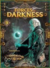 Afbeelding van het spel Dungeon Twister - Forces of Darkness (Expansie 3)