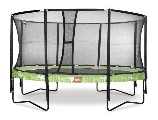 berg trampoline veiligheidsnet jumping styles 430 cm. Black Bedroom Furniture Sets. Home Design Ideas