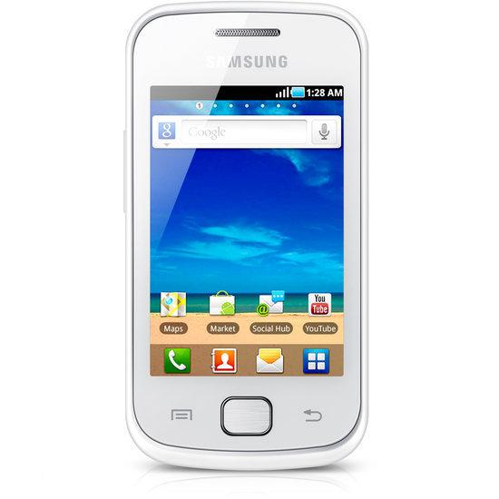 Samsung Galaxy Gio - Wit