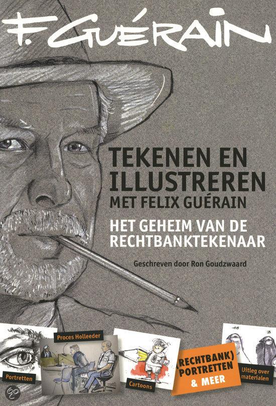Tekenen en illustreren met Felix Guerain