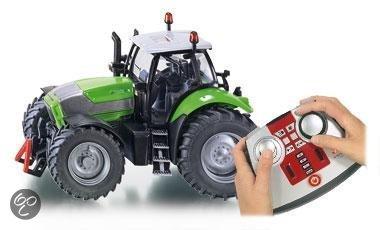 Bol Com Siku Tractor Met Accu Rc Tractor Siku Speelgoed