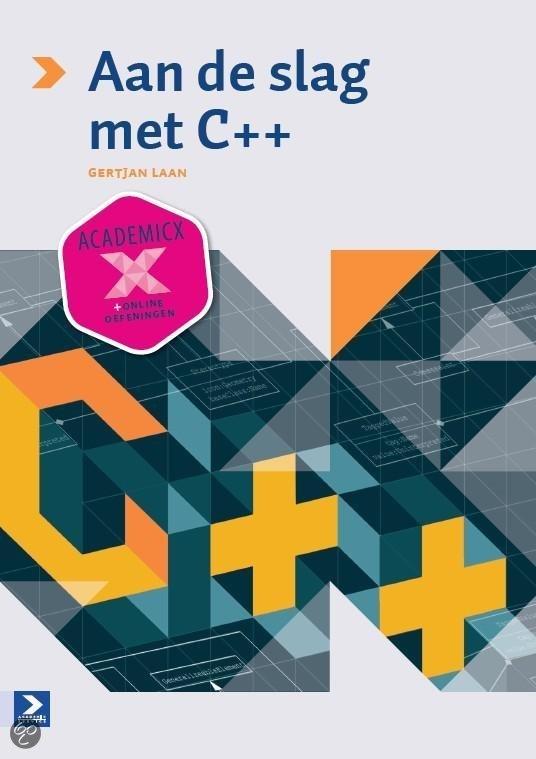 Aan de slag met C++