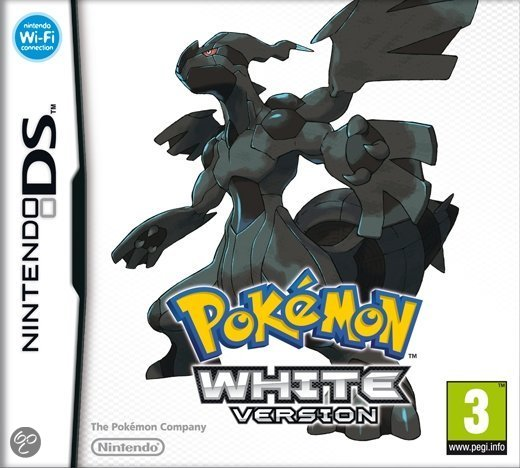 Pokemon: White
