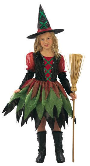 Halloween Superluxe Fee Heks - Kostuum - 4-6 jaar