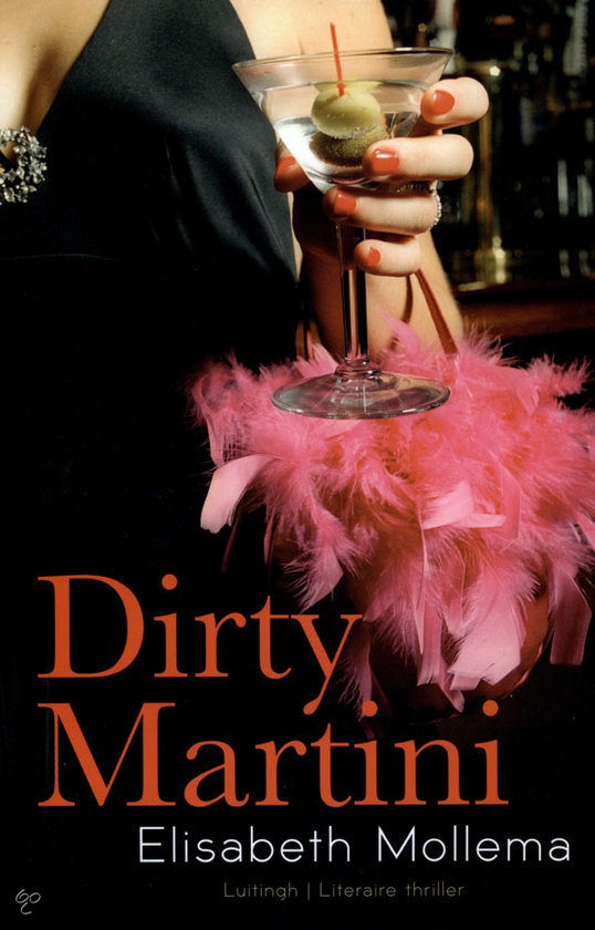 Dirty martini
