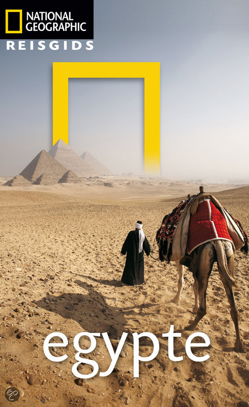 National Geographic reisgids Egypte