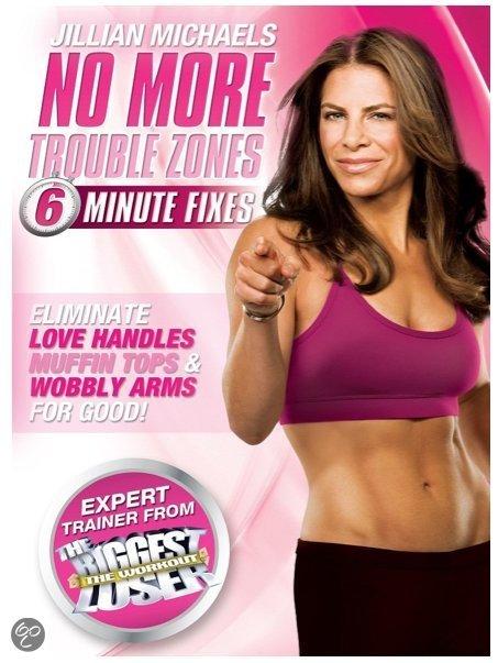 Jillian Michaels: No More Trouble Zones [Fitness DVD]