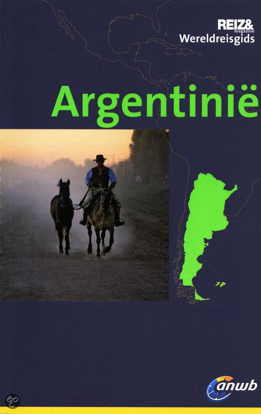 ANWB Wereldreisgids Argentinie
