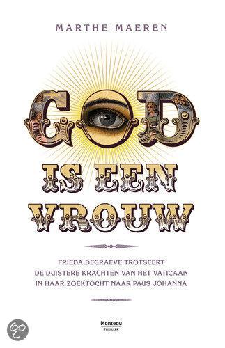 God is een vrouw