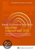 Basisboek Statistiek met SPSS