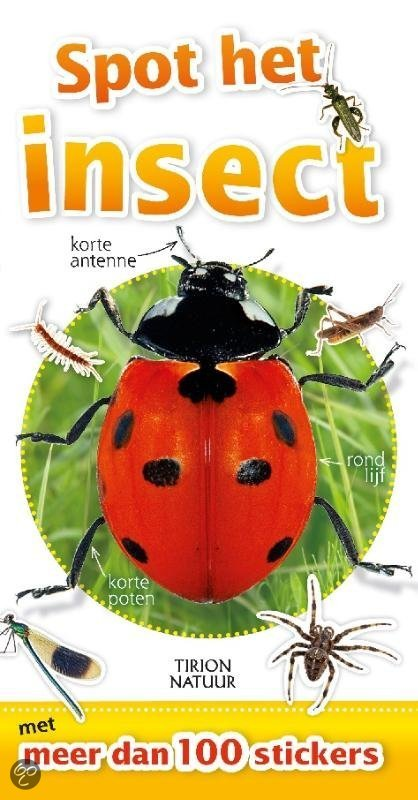 Spot het insect