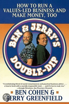 Ben And Jerry's Double-Dip