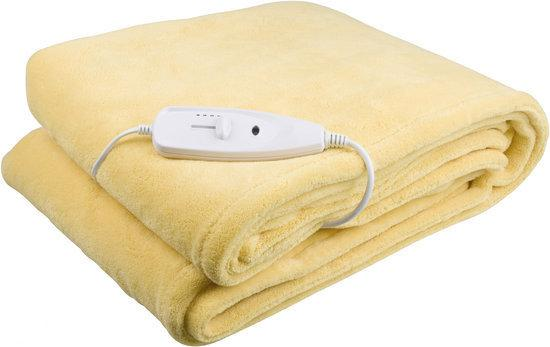 Medisana HDW Elektrische knuffel deken - Geel