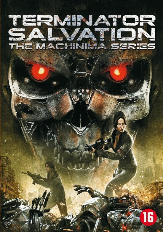 Terminator Salvation - The Machinima Series