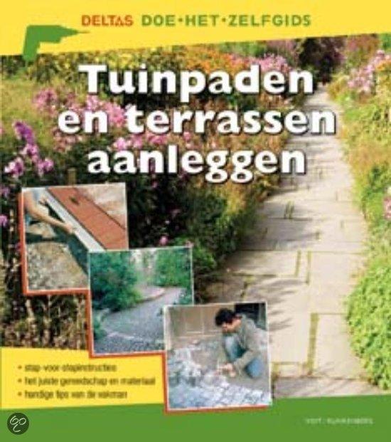 Tuinpaden en terrassen aanleggen