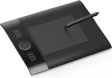 Intuos4 S A6 Wide