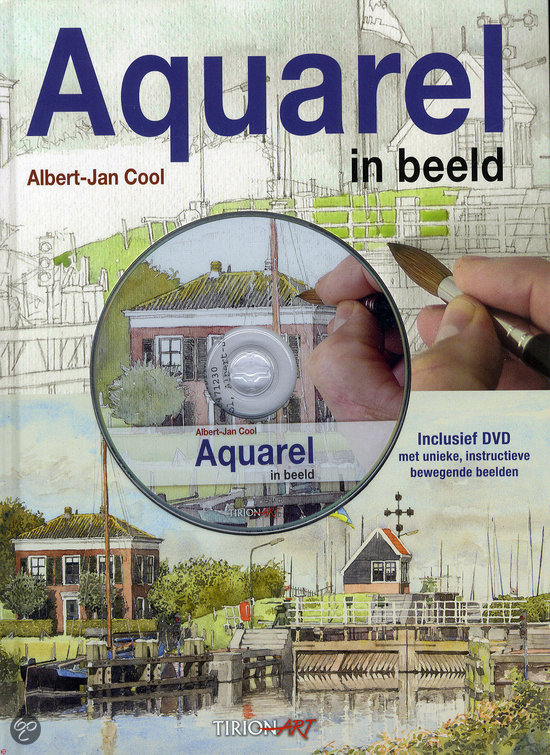 Aquarel in beeld + DVD