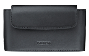 Nokia Universele Draagtas - Zwart