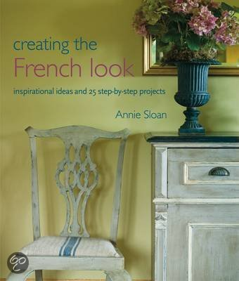 annie sloan boeken te koop Creating The French Look