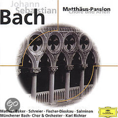 Matthäus-Passion (Eloquence)