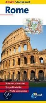 ANWB Stadskaart Rome