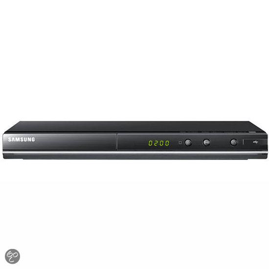 Samsung DVD-D530 - DVD speler met HDMI en USB aansluiting
