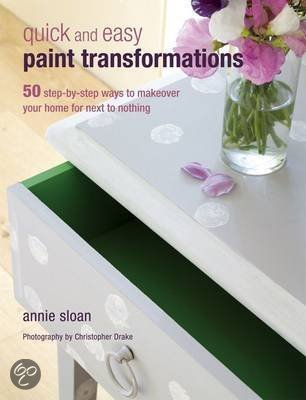Annie Sloan boeken te koop Quick And Easy Paint Transformations