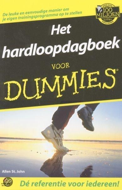 Het Hardloopdagboek Voor Dummies