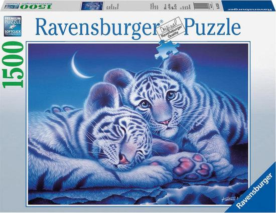 Ravensburger Puzzel - Zachte Poten